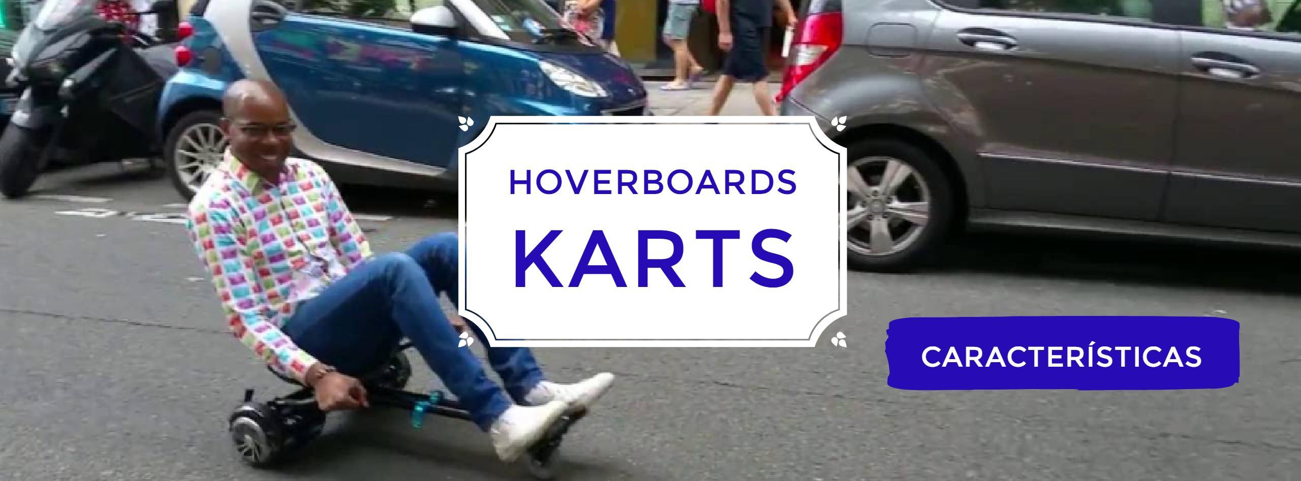 - Hoverboard Kart