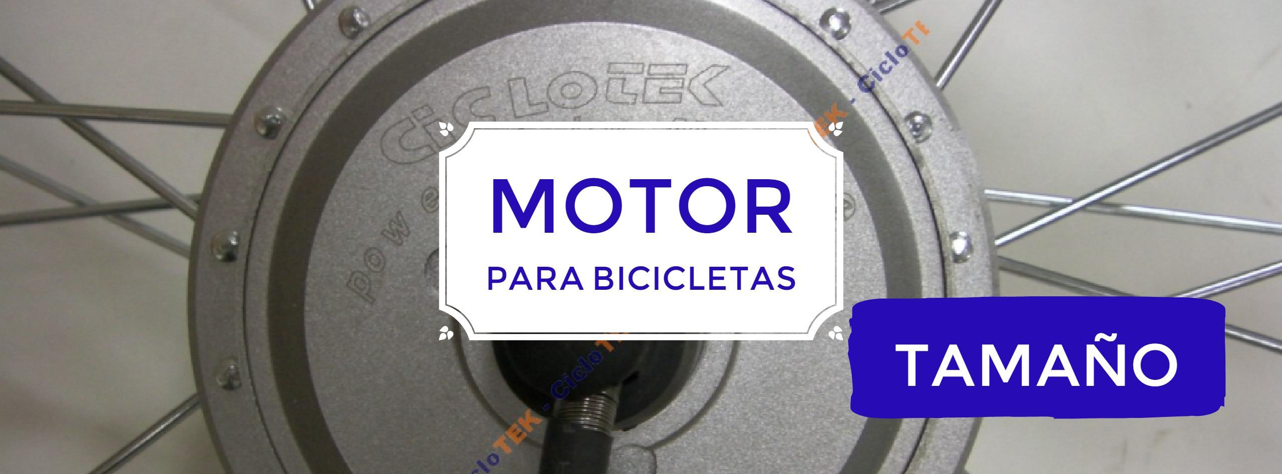 - Motor para bicicleta