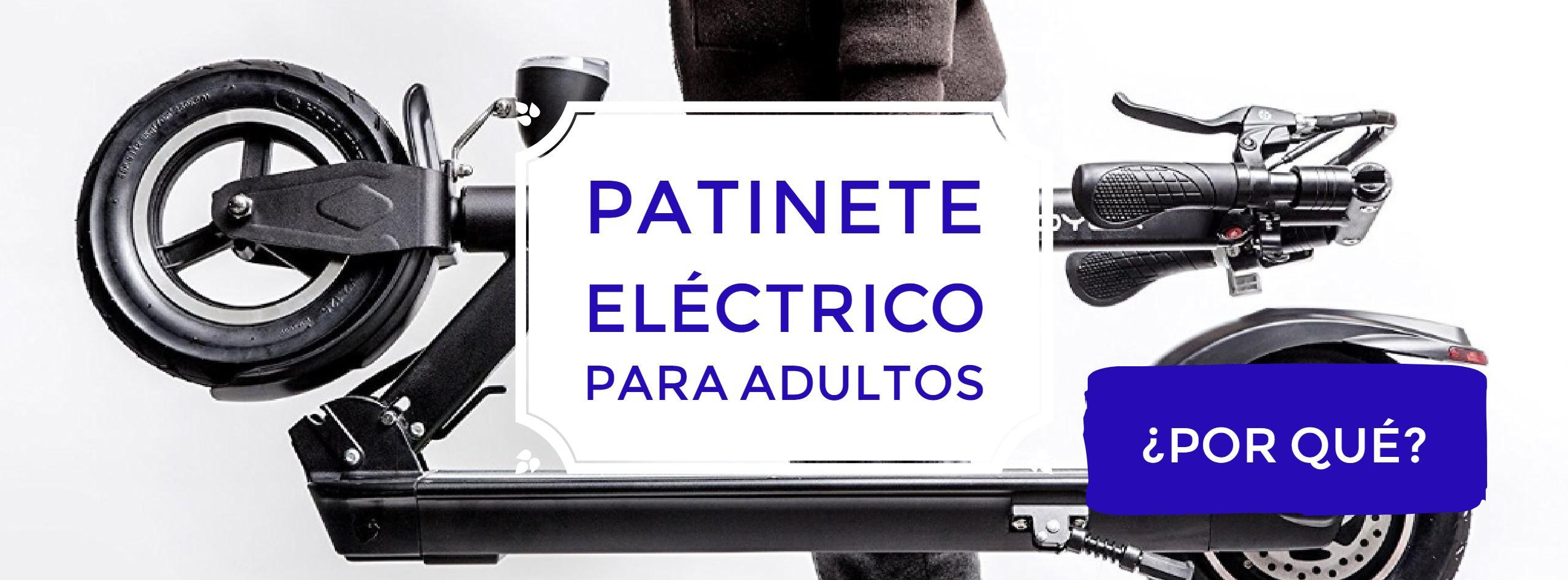 6a099972f Patinetes eléctricos para adultos