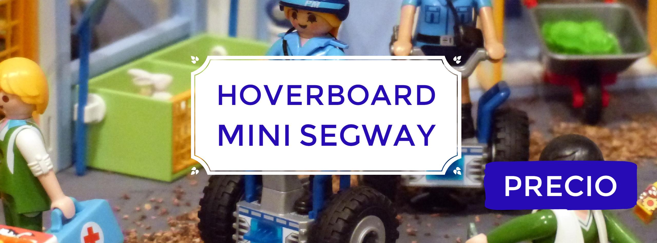 - Hoverboard mini Segway