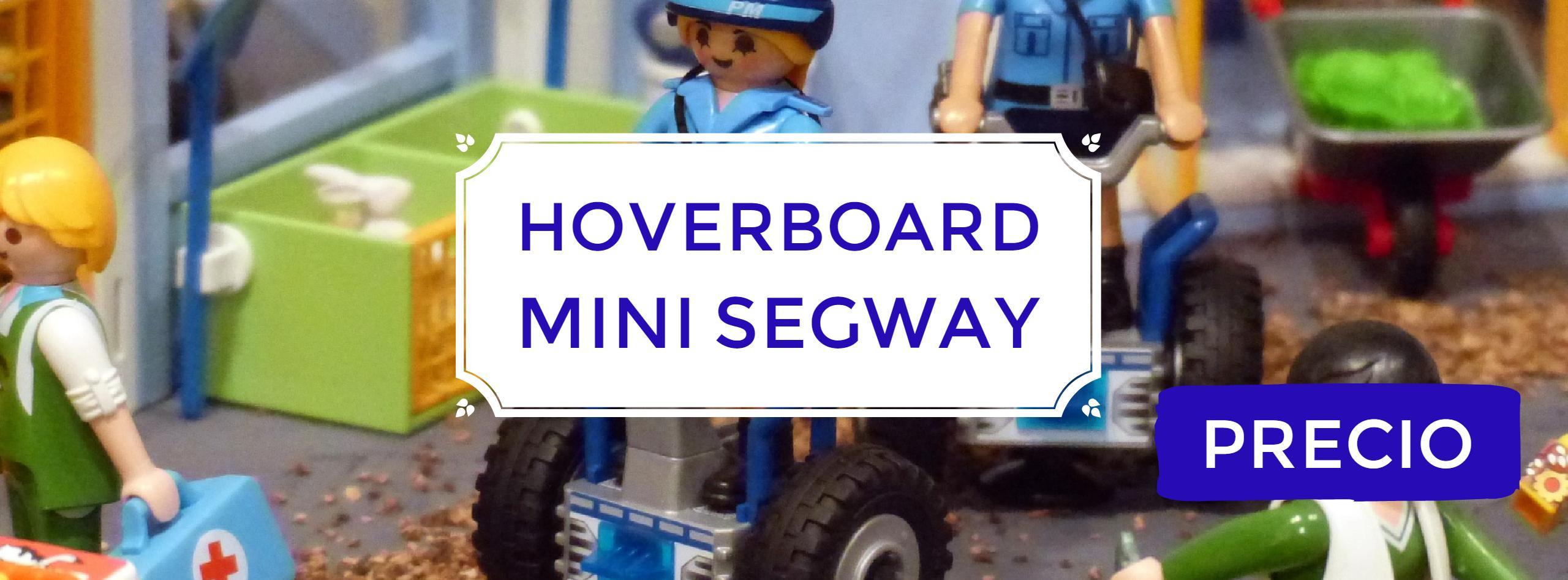 - Hoverboard mini Segway