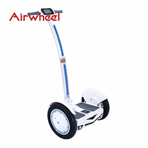 - AIRWHEEL S3 AZUL Y BLANCO