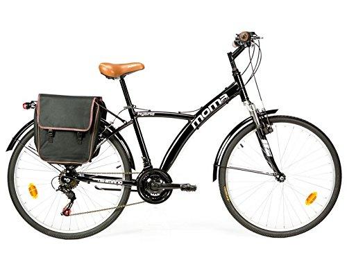 - Moma - Bicicleta Híbrida SHIMANO