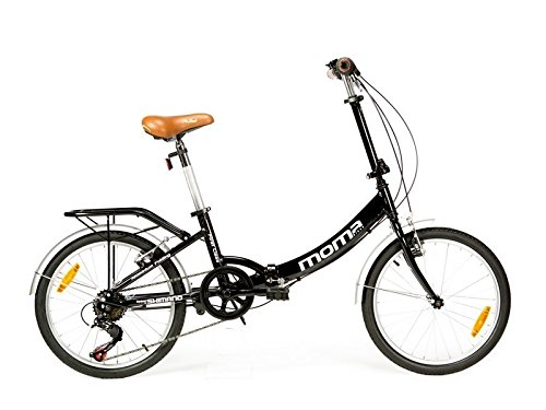"- Moma - Bicicleta Plegable ruedas 20"""