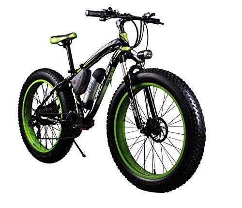 - RICH BIT® Bicicletas Eléctricas RT012 350W motor 36 vatios