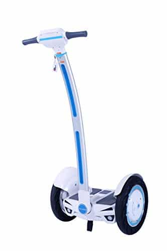 - Run & Roll EASY GO - Monociclo segway, color Blanco