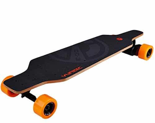 - Yuneec Elektro-Skateboard E-GO Cruiser - Longboard